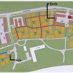 Karta över lokaler